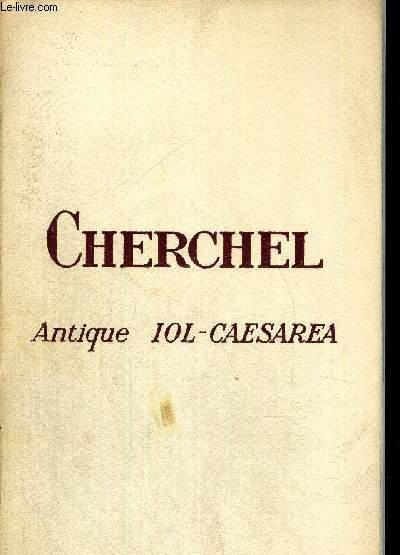 CHERCHEL - ANTIQUE IOL - CAESAREA