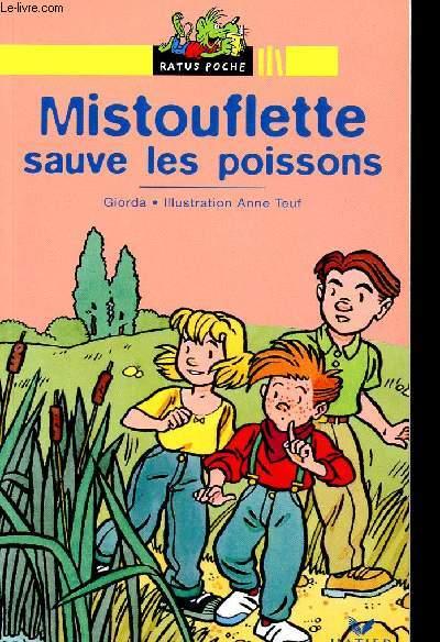 MISTOUFLETTE SAUVE LES POISSONS