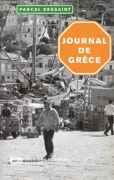 JOURNAL DE GRECE