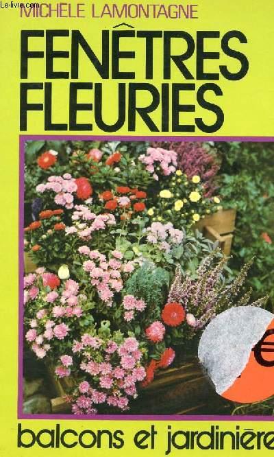 FENETRE FLEURIES/BALCONS ET JARDINIERES