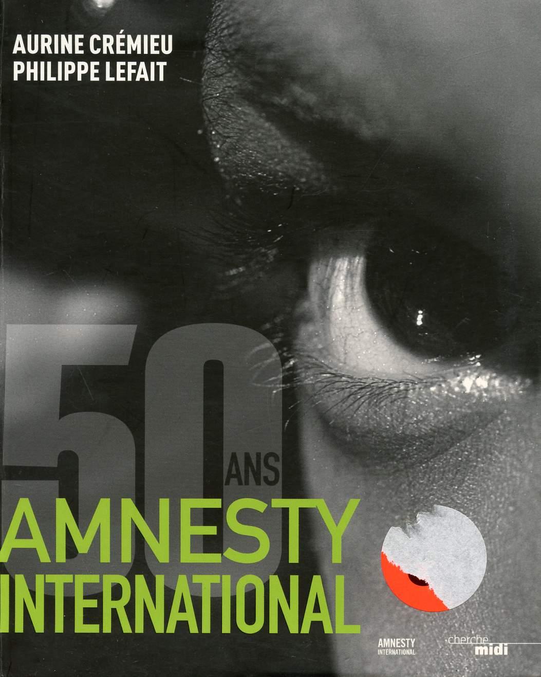 50 ANS AMESTY INTERNATIONAL