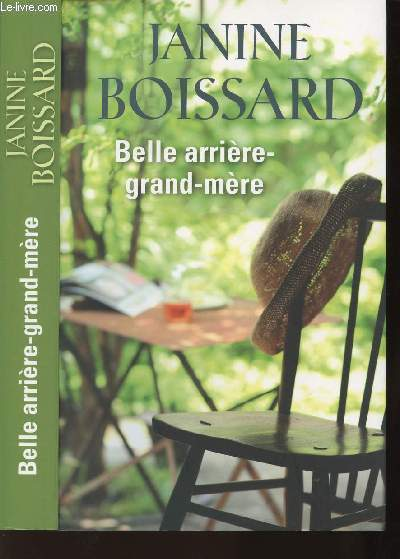 BELLE ARRIERE-GRAND-MERE.