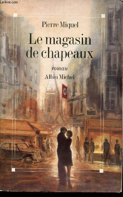 LE MAGASIN DE CHAPEAUX