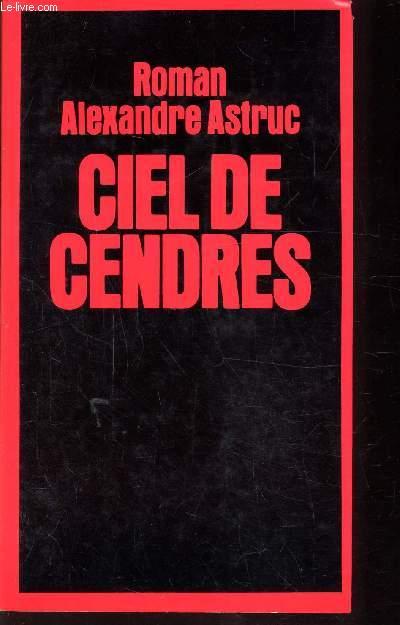 CIEL DE CENDRES