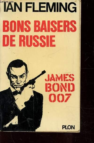 BONS BAISER DE RUSSIE - JAMES BOND 007