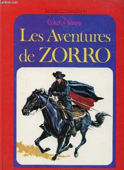 LES AVENTURES DE ZORRO