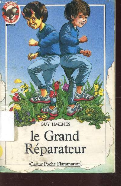 LE GRAND REPARATEUR - COLLECTION CASTOR POCHE