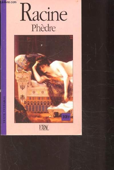 PHEDRE - TRAGEDIE EN 5 ACTES