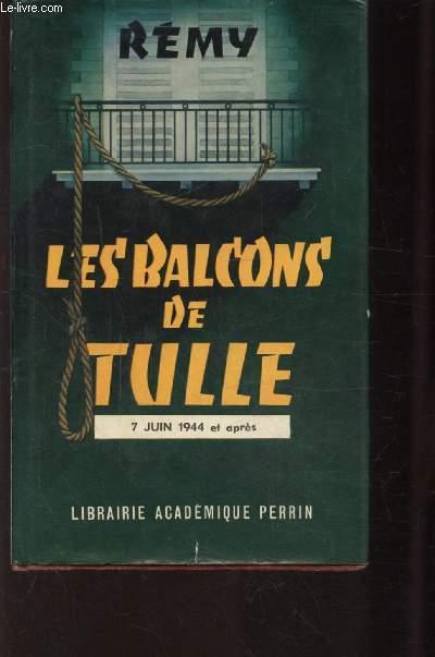 LES BALCONS DE TULLE