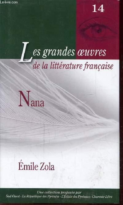 NANA - N°14  -  Collection Les grandes oeuvres de la littérature française