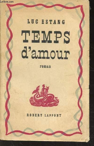 TEMPS D'AMOUR