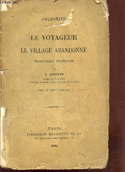 LE VOYAGEUR - LE VILLAGE ABANDONNE -