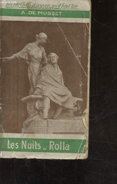 LES NUITS - ROLLA - LE SAULE - DON PAEZ