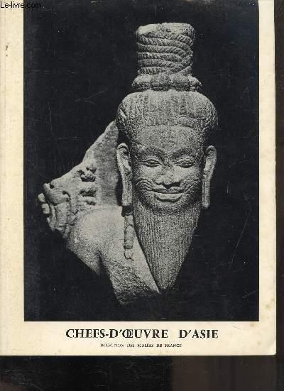 CHEFS D'OEUVRE D'ASIE