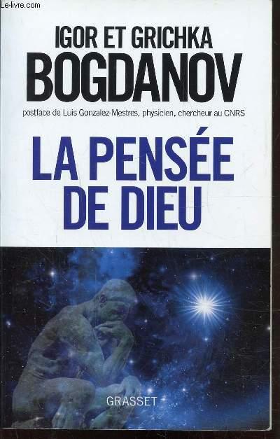LA PENSEE DE DIEU