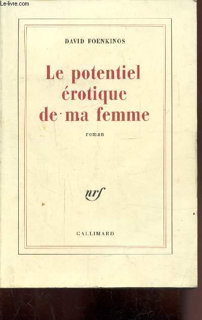LE POTENTIEL EROTIQUE DE LA FEMME