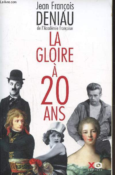 LA GLOIRE A 20 ANS