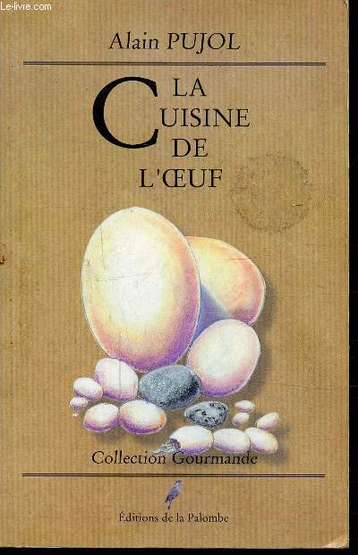 LA CUISINE DE L'OEUF