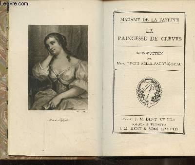 LA PRINCESSE DE CLEVES -
