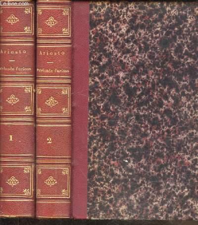 L'ORLANDO FURIOSO - 2 VOLUMES -