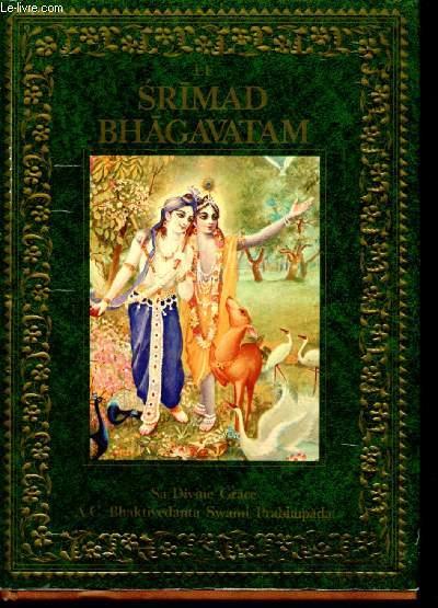 LE SRIMAD BHAGAVATAM - PREMIER CHANT - LA CREATION - (première partie - chapitre 1-9)