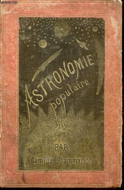 ASTRONOMIE POPULAIRE -