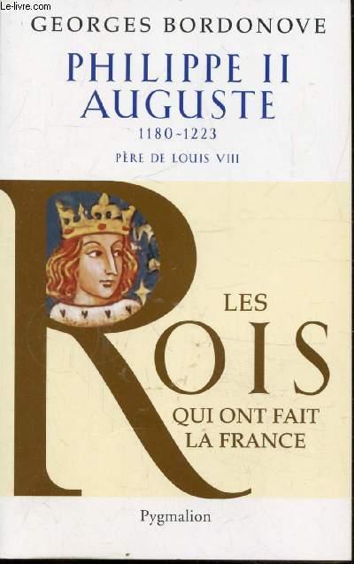 PHILIPPE II AUGUSTE - 1180-1223 - PERE DE LOUIS VIII