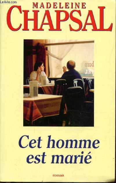 CET HOMME EST MARIE