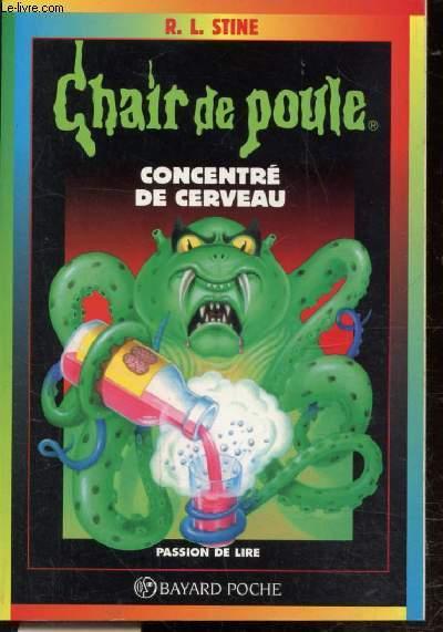 Chair De Poule Concentre De Cerveau