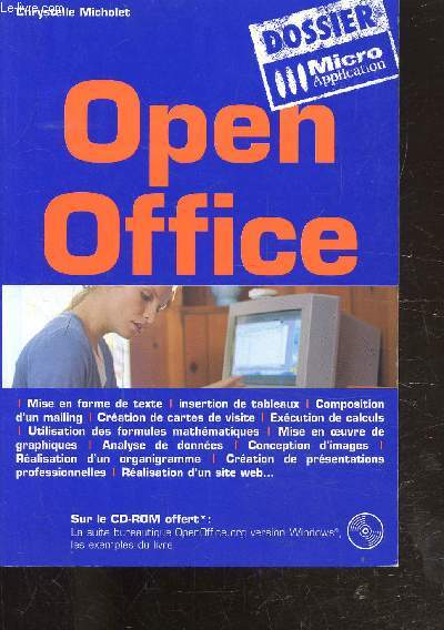 OPEN OFFICE - DOSSIER MICRO APPLICATION.
