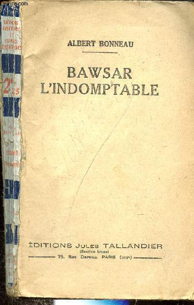 BAWSAR L'INDOMPTABLE