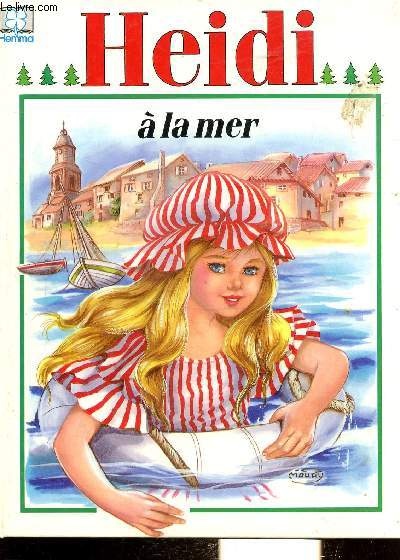 HEIDI A LA MER. COLLECTION PRIMEVERE.