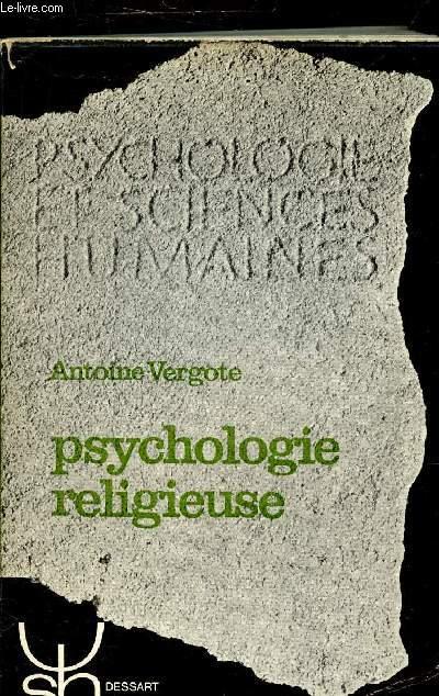 PSYCHOLOGIE RELIGIEUSE.