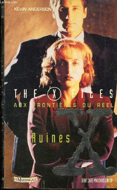 The X Files Ruines