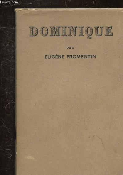 DOMINIQUE - COLLECTION BIBLIOTHEQUE CLASSIQUE DE CLUNY N°25