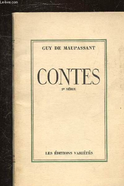 CONTES - 2E SERIE
