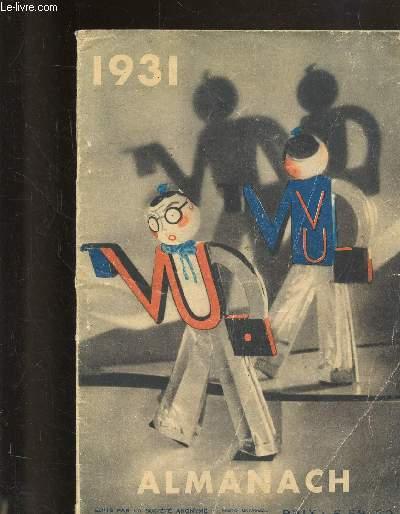 ALMANACH 1931 -