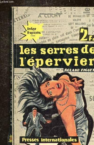 LES SERRES DE L EPERVIER