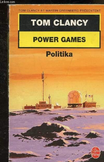POWER GAMES - POLITIKA