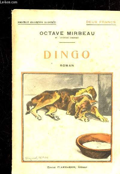 DINGO-NOUVELLE COLLECTION ILLUSTREE N°4