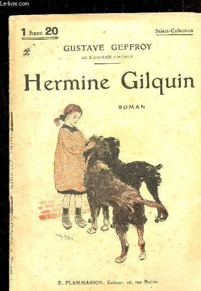 HERMINE GILQUIN - COLLECTION SELECT N°116 -