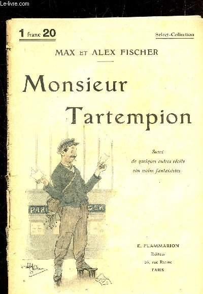 MONSIEUR TARTEMPION