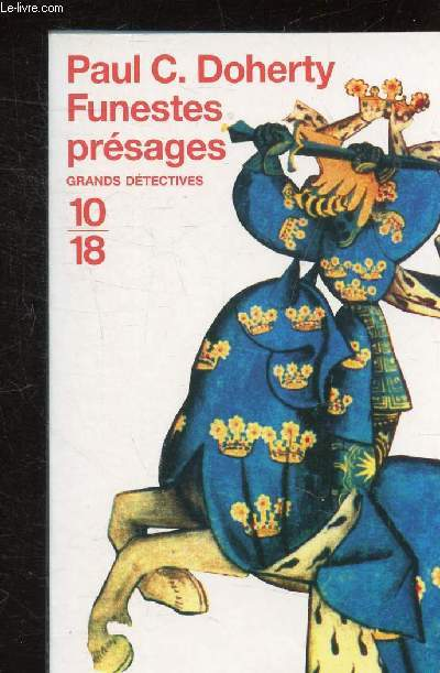 FUNESTES PRESAGES - COLLECTION 10/18 N° 3705-