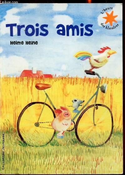 Trois amis - Collection