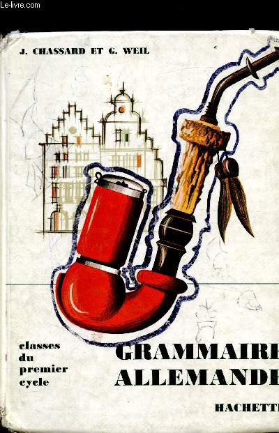 Grammaire Allemande - Classes du premier cycle