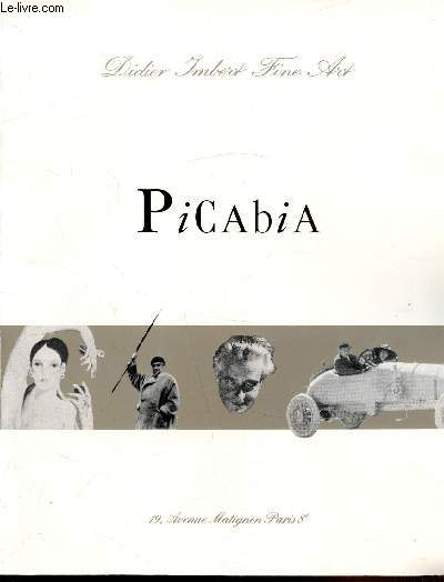 Picabia - Exposition - 27 avril - 13 juillet 1990 -