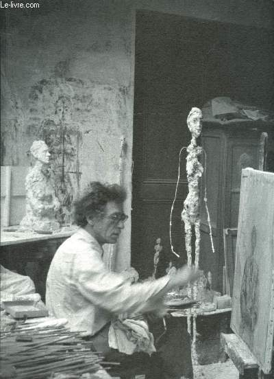 Alberto Giacometti - Paintings and Drawings from private Collections Novembre 17th- Décember 15 th 2004 -