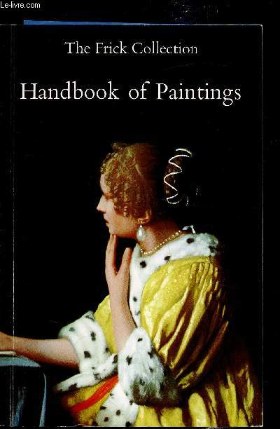 Handbook of paintings
