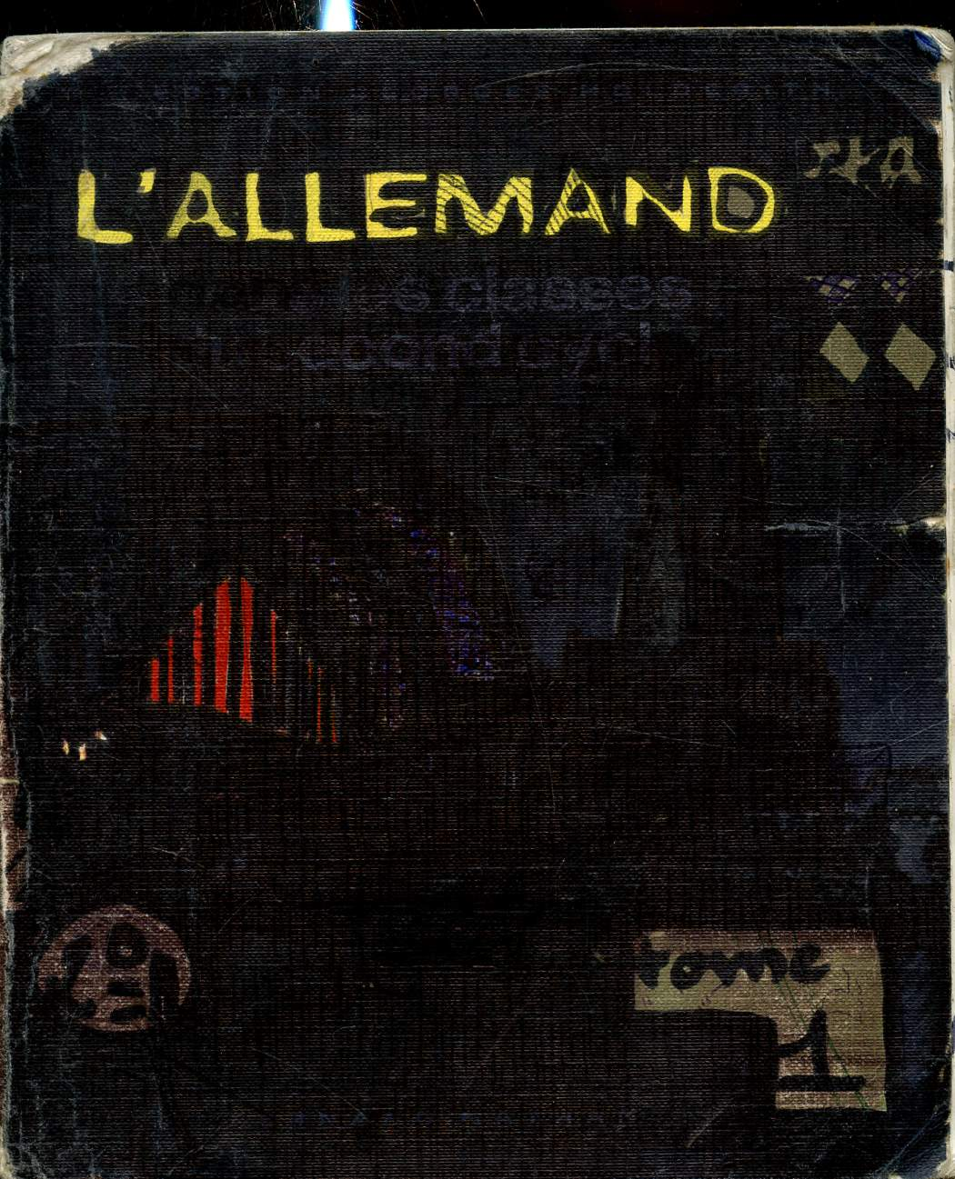 L'allemand dans les classes du second cycle - Tome 1 -
