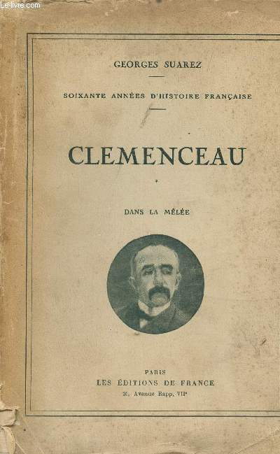 Clemenceau ,collection